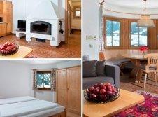 Appartement 4-6 Personen 55 m2