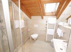 Badezimmer-Appartement