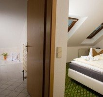 Appartment Schlafraum, Quelle: (c) Hotel Leo