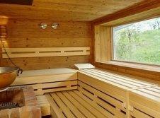 Aufguss Sauna