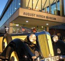 August Horch Museum , Quelle: