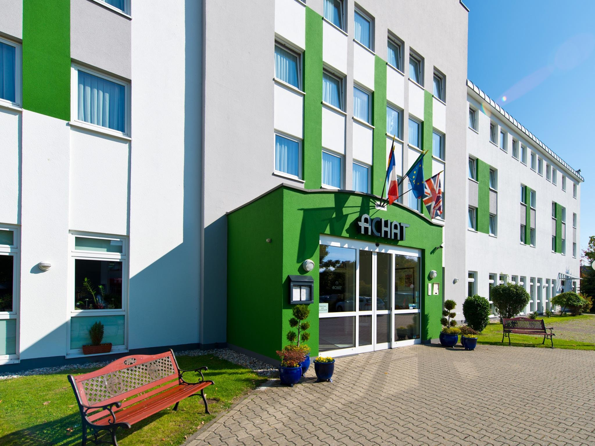 ACHAT Hotel Monheim am Rhein - Nordrhein-Westfalen, Deutschland (Kurzreise)