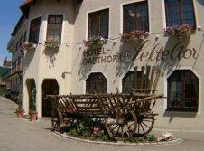 Außen Flair Hotel & Gasthof am Selteltor