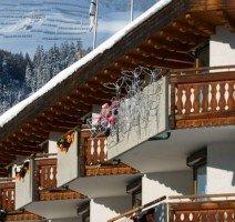 Außenansicht, Quelle: (c) Turmhotel Davos
