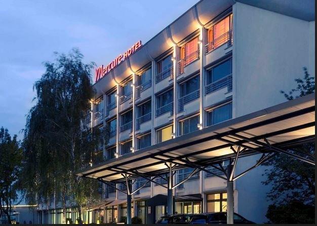 Whirlpool wochenende im mercure hotel riesa dresden for Mercure dresden