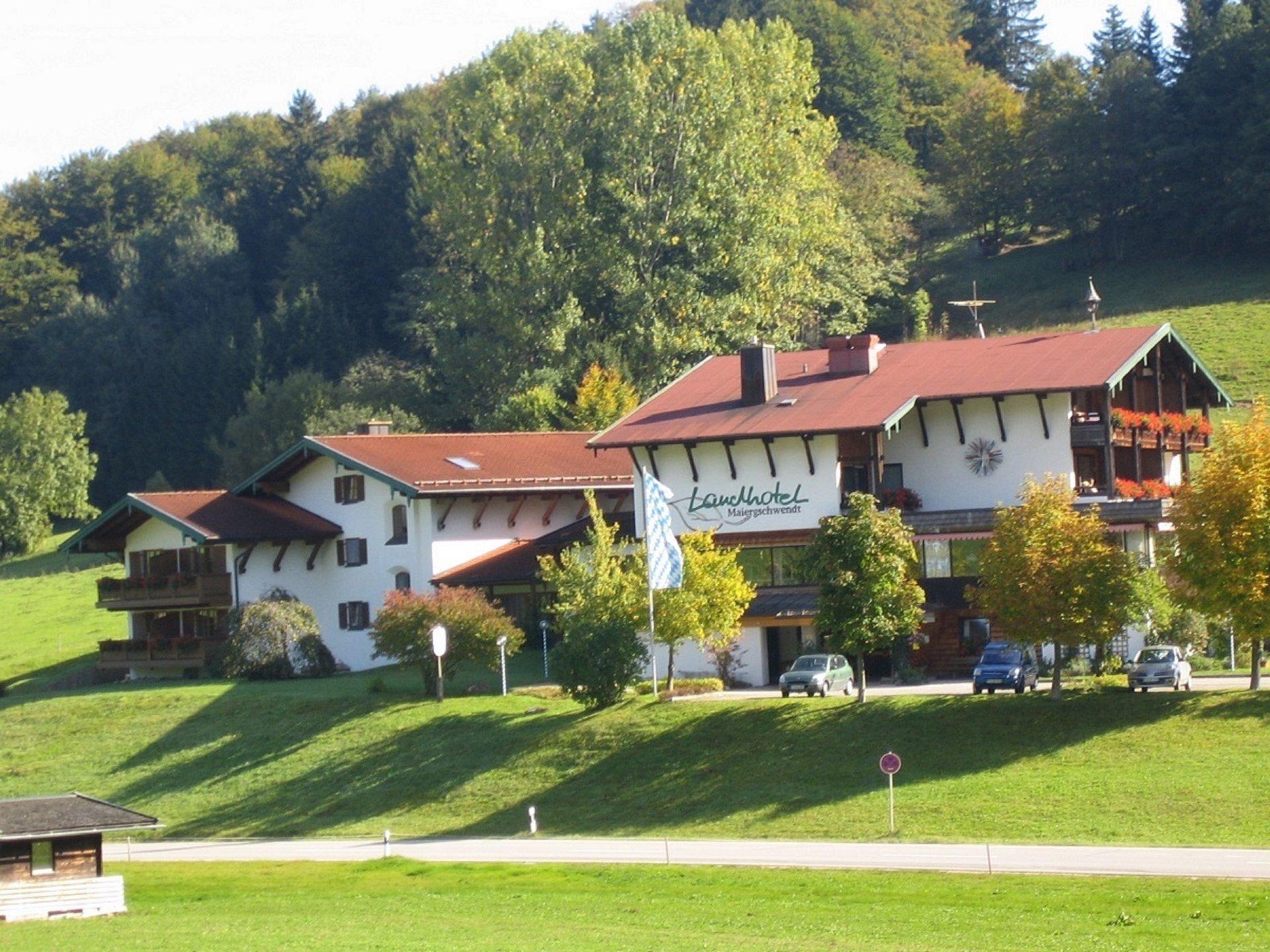 Kurzurlaub inkl. Therme - 1 Nacht/2 Tage im Chiemgau erleben