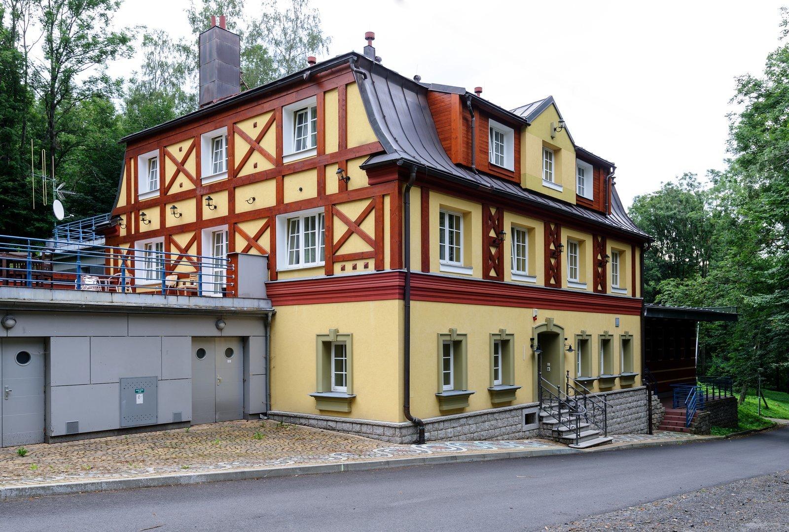 Beauty- und Wellnessreisen Wellnesspakete und Spas in Lazne Libverda ✔