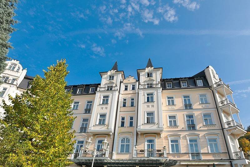 Beauty- und Wellnessreisen Wellnesspakete und Spas in Marienbad