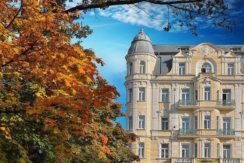 Beauty- und Wellnessreisen Wellnesspakete und Spas in Marienbad ✔