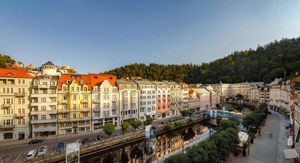 Familien Wellness-Aufenthalt für 7 Nächte in Karlsbad