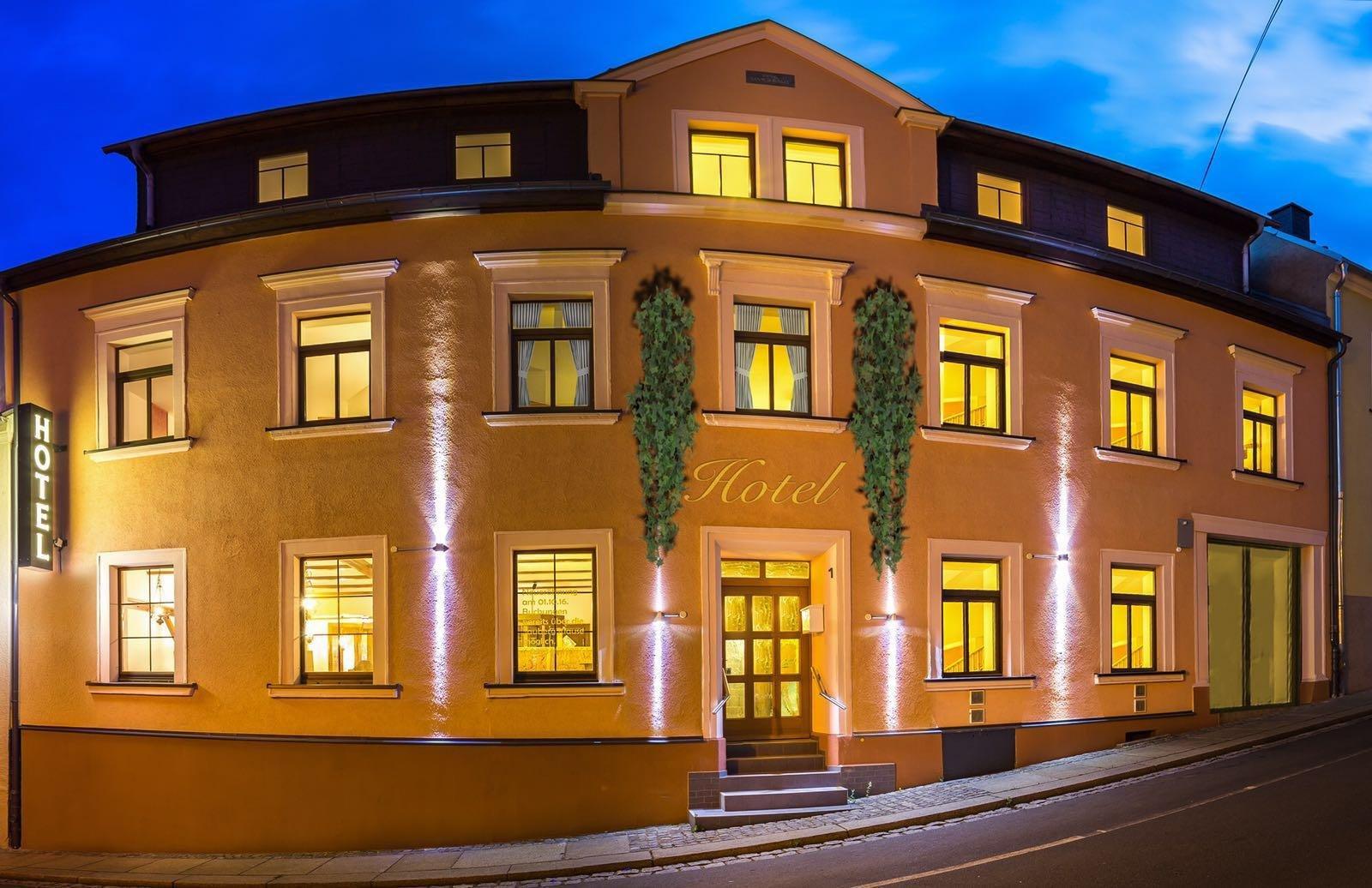 Kuschelgetuschel® im Hotel Am Markt in Ehrenfriedersdorf