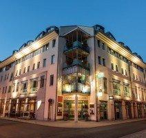 Außenansicht Göbel´s Sophien Hotel, Quelle: (c) Göbel·s Sophien Hotel Eisenach