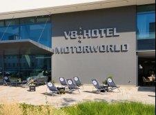 Außenansicht V8 HOTEL