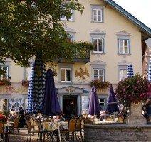 Außenbereich, Quelle: (c)  Hotel und Restaurant Adler in Oberstaufen