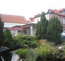 Außengelände Hotel Schöne Aussicht, Quelle: