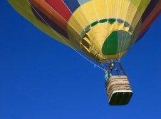 Außergewöhnlich: Ballonfahrt über Weinfranken