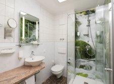 Bad WC Panorama Doppelzimmer