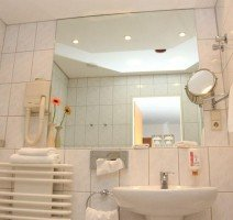 Badezimmer, Quelle: (c) Hotel Ascania