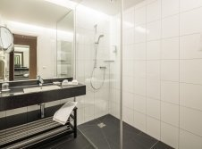Badezimmer der Komfortkategorie