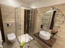 Badezimmer Ferienwohnung Nr. 26 Komfort Plus