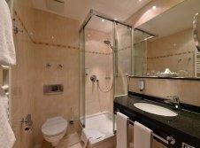 Badezimmer Hotel Erb