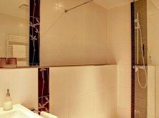 Badezimmer Hotel Haus Schons