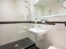 Badezimmer im BEST WESTERN Hotel Jena
