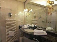 Badezimmer Vitalia Seehotel