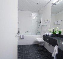 Badezimmerbeispiel, Quelle: (c) relexa hotel Bad Steben