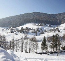 Baiersbronn im Winter, Quelle: