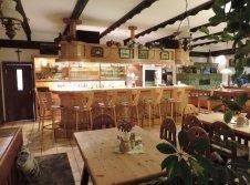 Bar im Gasthaus Weber am Nürburgring