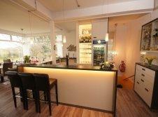 Bar im Hotel Hof Krähenberg