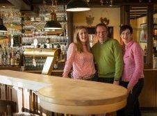 Bar im Landgasthof zum Bockshahn