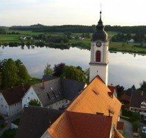 Barockkirche St. Gallus und Ullrich, Quelle: