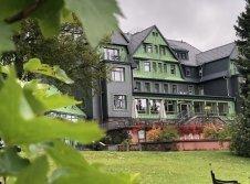 BERG & SPA HOTEL GABELBACH - Hotel-Außenansicht