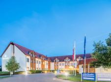 Best Western Hotel Erfurt-Apfelstädt - Hotel-Außenansicht