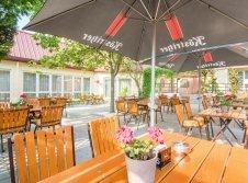 BEST WESTERN Hotel Jena - Terrasse/Außenbereich