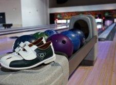 Bowling im Hotel
