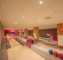 Bowlingbahn im Hotel, Quelle: (c) AKZENT Aktiv & Vital Hotel Thüringen