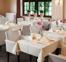 Brasserie, Quelle: (c) IDINGSHOF Hotel & Restaurant