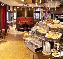 Buffet, Quelle: (c) advena Hotel Hohenzollern City Spa