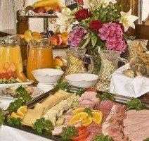 Buffet, Quelle: (c )Hotel Hochriegel