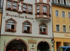 Center Hotel Deutsches Haus