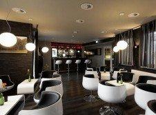 Cocktailbar - und Lounge