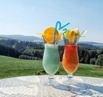 Cocktails auf der Panoramaterasse, Quelle: