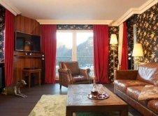 Deluxe-Doppelzimmer mit Whirlwanne oder Dusche