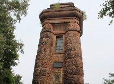 Der Bismarckturm in Landstuhl