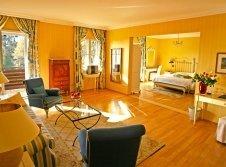 Die gelbe Suite