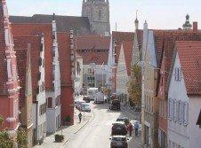 Die Stadt Nördlingen