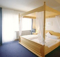 Doppelbett-Zimmer, Quelle: (c) Landgasthof Simon